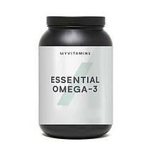 Рыбий жир омега 3 MyProtein Omega 3 1000 softgels