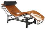 Шезлонг LC4 Chaise Longue, получивший прозвище «машина для расслабления» (relaxing machine), фото 7