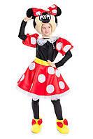 Минни Маус «Minnie Mouse» карнавальный костюм для аниматоров, фото 1