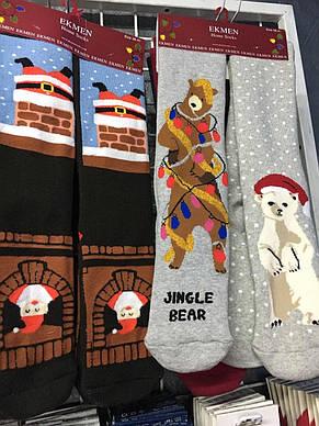 Подарункові жіночі шкарпетки Ekmen \ 2 пари, фото 2