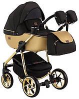 Детская коляска универсальная 2 в 1 Adamex Hybryd Plus Polar BR619 (Адамекс, Польша)
