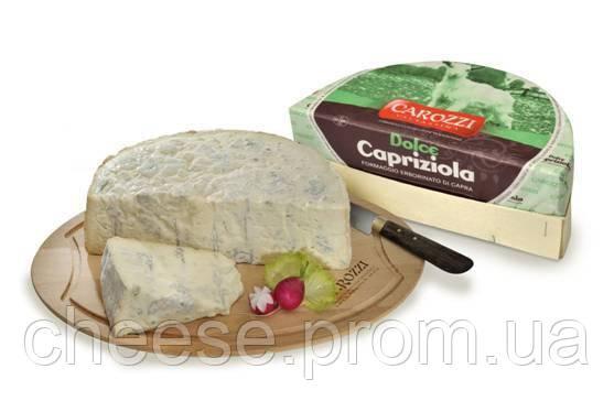 """Сыр с голубой плесень """"Дольче Капричиола"""" Carozzi"""