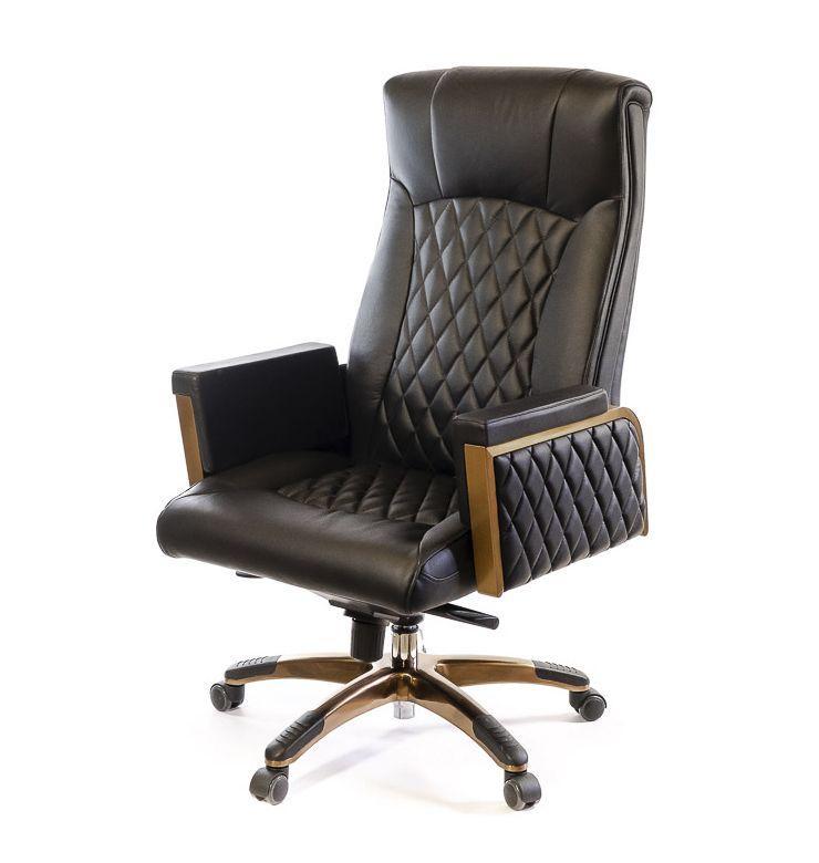 Кресло Ридо • АКЛАС • CH SR черный, коричневый