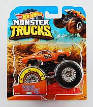 Машинка Hot Wheels Monster Jam 1:64 DODGE CHARGER R/T