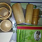 Бамбуковые массажные банки набор 3шт, фото 3