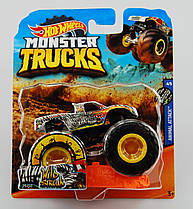 Машинка Hot Wheels Monster Jam 1:64 WILD STREAK
