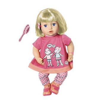 Интерактивная кукла BABY ANNABELL - ПОВТОРЮШКА ДЖУЛИЯ (43 cm, озвучена)