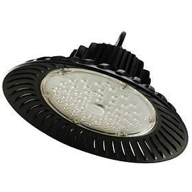 Светодиодный промышленный светильник Highbay ASPENDOS-50 50W 6400К подвесной IP65 Код.59682