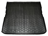 Коврик в Багажник Mitsubishi Grandis (7 mest) Полиэтилен Avto-Gumm