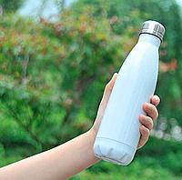 """Спортивная бутылка для воды и напитков """"Cola Vacuum Flask"""""""