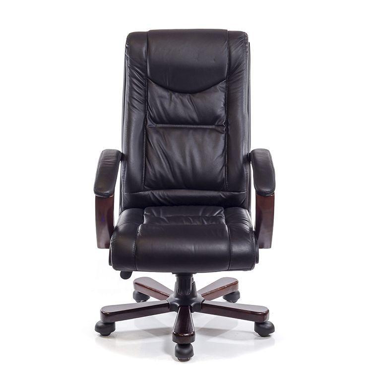 Кресло Артур • АКЛАС • EX MB чёрный чёрный, коричневый, зеленый