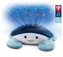 ZAZU Cody Краб Ночник с Движущейся проекцией Океана и успокаивающими мелодиями