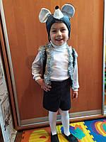 Детский карнавальный костюм Мышонка, фото 1