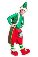 «Рождественский Эльф» карнавальный костюм для аниматоров, фото 1