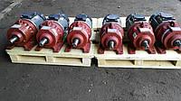 Мотор-редуктор планетарный трехступенчатый 3МП-31.5 5.6 об/мин с эл.двиг АИР63А6 0.18кВт