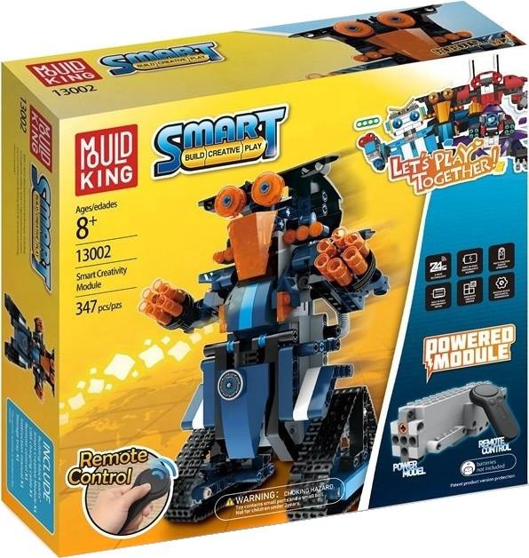 Конструктор Mould King 13002 Робот радиоуправляемый 347 деталей