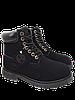 Зимние  ботинки с мехом 35р - 46р Три цвета, фото 7