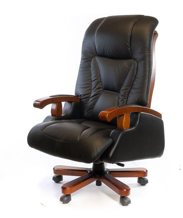 Кресло Деваро • АКЛАС • EX RL бежевый черный, коричневый