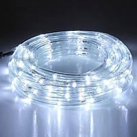 """Шланг """"Дюралайт"""" LED 50 м холодный белый (2/жильный)"""
