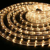 "Шланг ""Дюралайт"" LED 50 м теплый белый (2/жильный)"