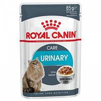 Royal Canin (Роял Канин) Urinary Care в соусе для профилактики мочекаменной болезни, 12 шт*85 гр