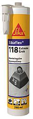 Клей монтажний Sika Sikaflex 118 Extreme Grab 290 мл