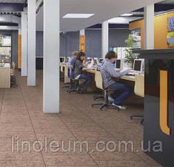 Ковролин флокированное покрытие Flotex vision naturals 010010 pink granit для офисов и коворкингов