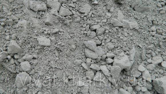Щебень фракции 0-70 мм