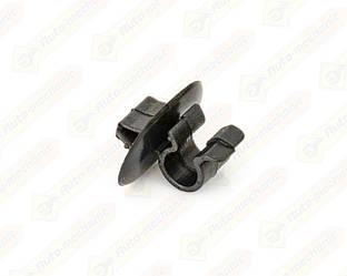 Зажим крепления лапки капота (пластиковый) на Renault Trafic II2001->2014 — Auto France - 1AA900151