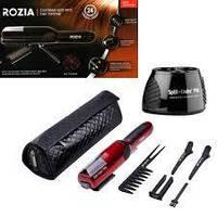 Утюжок плойка для секущихся кончиков волос Rozia HCM5007