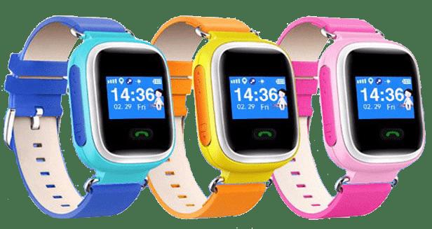 скидка -27% на Smart baby watch Q60!