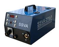 Інверторний напівавтомат SSVA-270-P / 380 В / 4 ролика