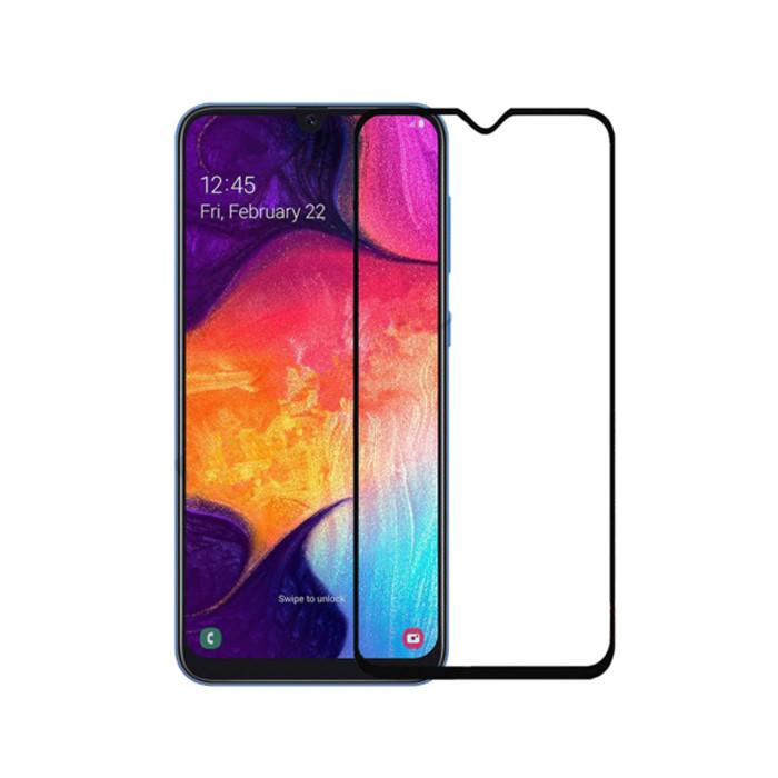 Защитное стекло Full Cover Glass для Samsung Galaxy A50 2019 (a505)