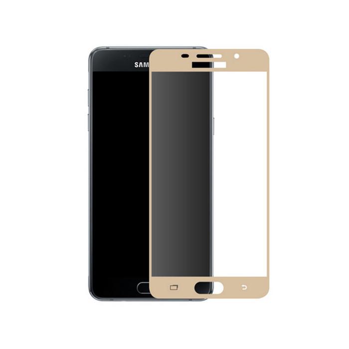 Защитное стекло Full Cover Glass (на весь экран) для Samsung Galaxy A3-2016 (a310)