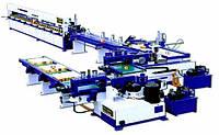 Автоматическая линия для сращивания по длине  FJL 150-8