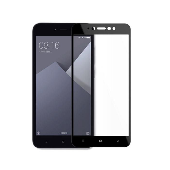 Защитное стекло Full Cover Glass (на весь экран) для Xiaomi Redmi Note 5A Prime