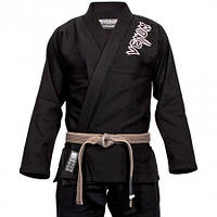 Кимоно для джиу-джитсу Venum Contender 2.0 Black, фото 1