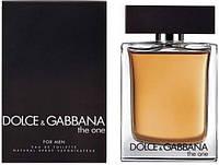 Мужская туалетная вода Dolce&Gabbana The One EDT (100 мл ), фото 1