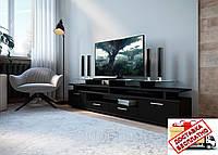 Тумба/подставка под телевизор Cinema черный