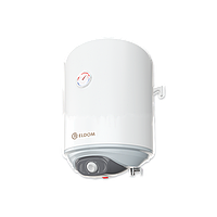 Электрический водонагреватель Eldom Favorite вертикальный монтаж на стену WV05039 50 л