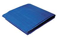 Тент из тарпаулина 6х12 м 60 г/м² Синий
