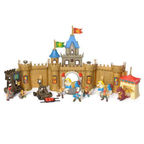 Детский игровой набор Замок с фигурками 16333 рыцари