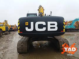 Гусеничний екскаватор JCB JS240LC (2008 р), фото 3