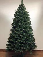 Елка Сказка Премиум ПВХ 2,2м искусственная пышная зеленая ель ёлка