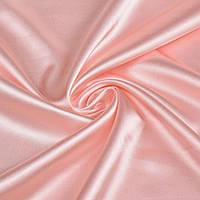 Атлас стрейч шамус розово-персиковый ш.150 (10119.101)