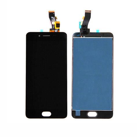 Дисплей LCD экран+тачскрин Tina Meizu M3е ААА, фото 2