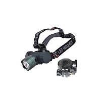 Янтарный фонарь ультрафиолетовый фонарь велосипедный + на лоб Police 12V 6821-UV 365 nm, ultra strong
