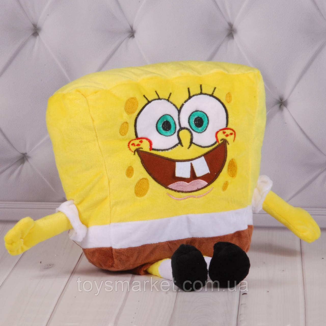 Мягкая игрушка Губка Боб, Sponge Bob