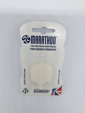 Набор оперений для дартс Marathon Harrows 12 штук, фото 2