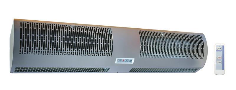 Тепловая завеса Neoclima Intellect E 08 X R (6 KW)